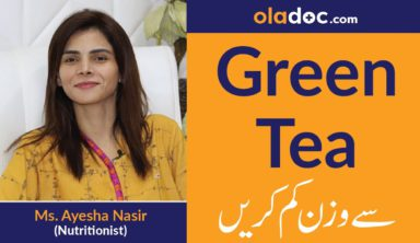 Lose Weight With Green Tea Urdu/Hindi| Weight Loss Green Tea Benefits| How/When To Drink Green Tea