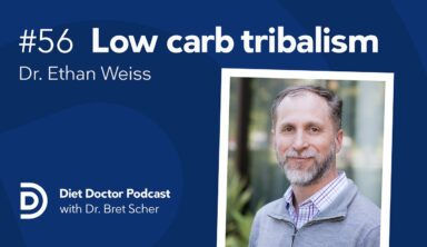 Low carb tribalism with Dr. Ethan Weiss – Diet Doctor Podcast